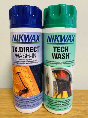 Tech wash/TX.Direct NIKWAX 2x300ml