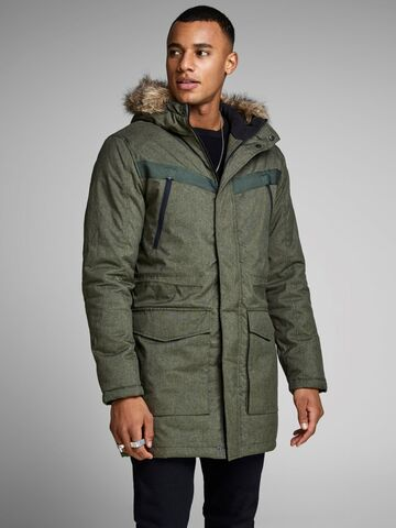 Earth parka jacket CORE rosin