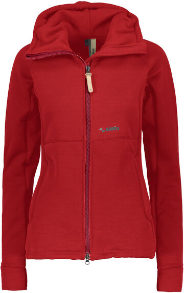 Varpu fleece SASTA True Red